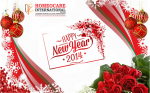 Homeocare wishes you and your family a very happy New Year