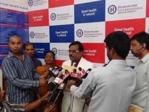Dr. Srikant Morlawar