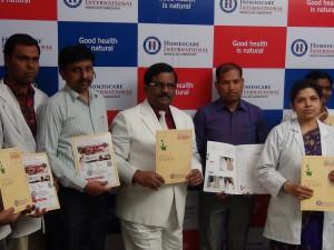 Homeocare Launched Arogya Health Magazine
