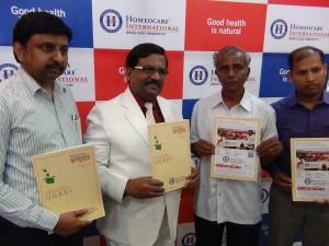 Launched Arogya Health Magazine