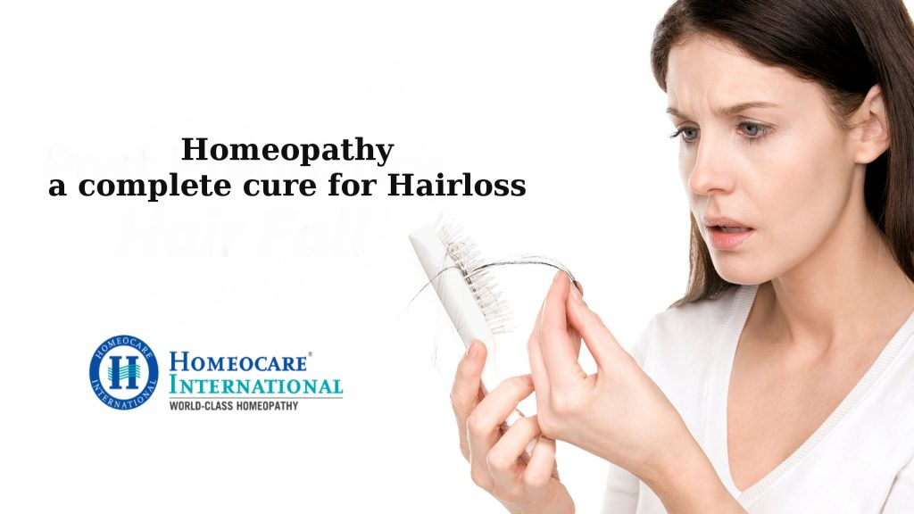 Homeopathy treatment for Hair loss