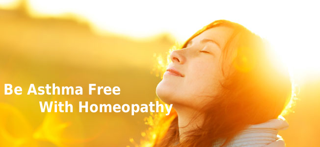 Homeopathy for Asthma