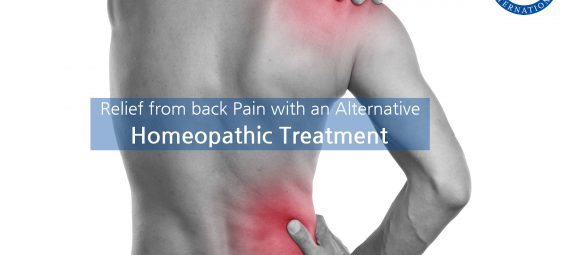 Homeopathy Treatment for Back Problems