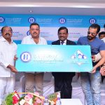 1 Crore Smiles Logo launched at Homeocare International Baby Show at Davangere by Srimurali garu and S. Mallikarjun garu