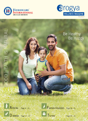 Homeopathy Magazine - Arogya