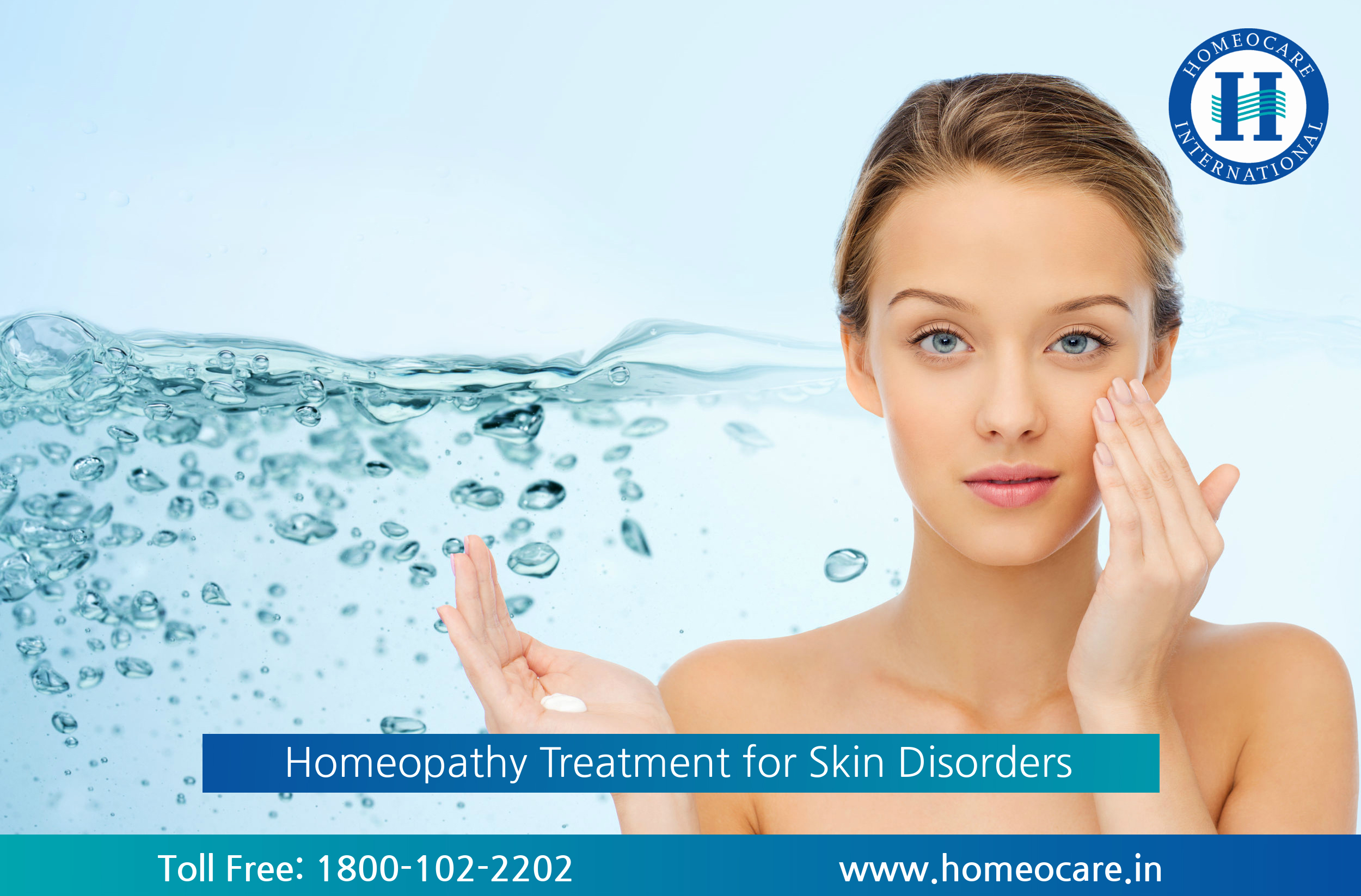 Homeopathic Treatment for Skin Disorders