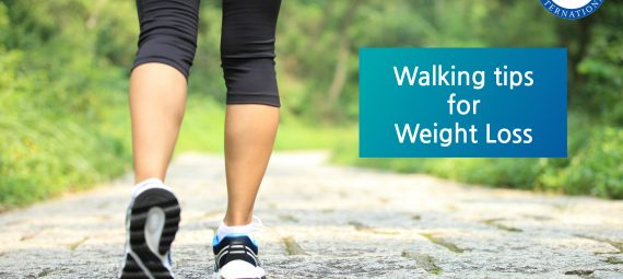 Walking Tips for Weight Loss
