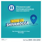Homeocare International Clinic Grand Opening in Shivamogga Karnataka