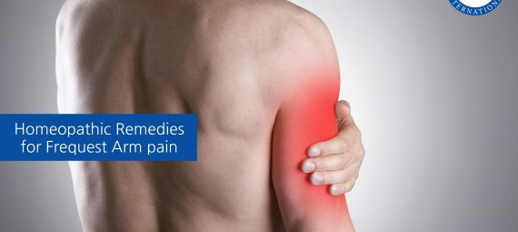 Homeopathic Remedies for Frequest Arm Pain