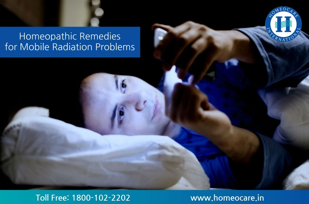 Homeopathic Remedies for Mobile Radiation Problems