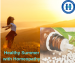 Have a Healthy Summer with Homeopathy