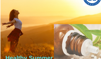 homeopathy for healthy summer