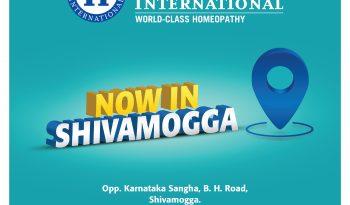 Homeocare International 45th Clinic Grand Opening in Shivamogga Karnataka
