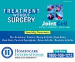 Joint Cell a Phenomenal Invention in the Field Of Homeopathy