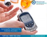 Control Diabetes with Constitutional Homeopathy Treatment
