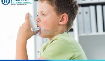 asthma in childern