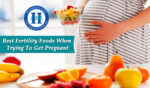 Best Fertility Diet : When Trying To Get Pregnant